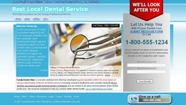 Dentist Site